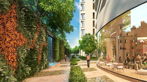 7 điểm nhấn tại dự án căn hộ The Golden Star