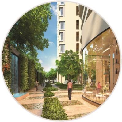 Tiện ích căn hộ The Golden Star Quận 7 vườn treo xanh mát