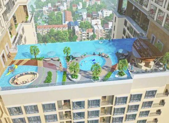 Cho thuê căn hộ 1 Phòng ngủ The Golden Star Quận 7