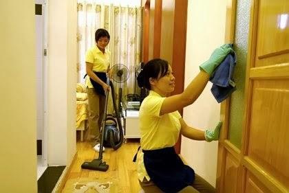 Giúp việc nhà theo giờ TP.HCM
